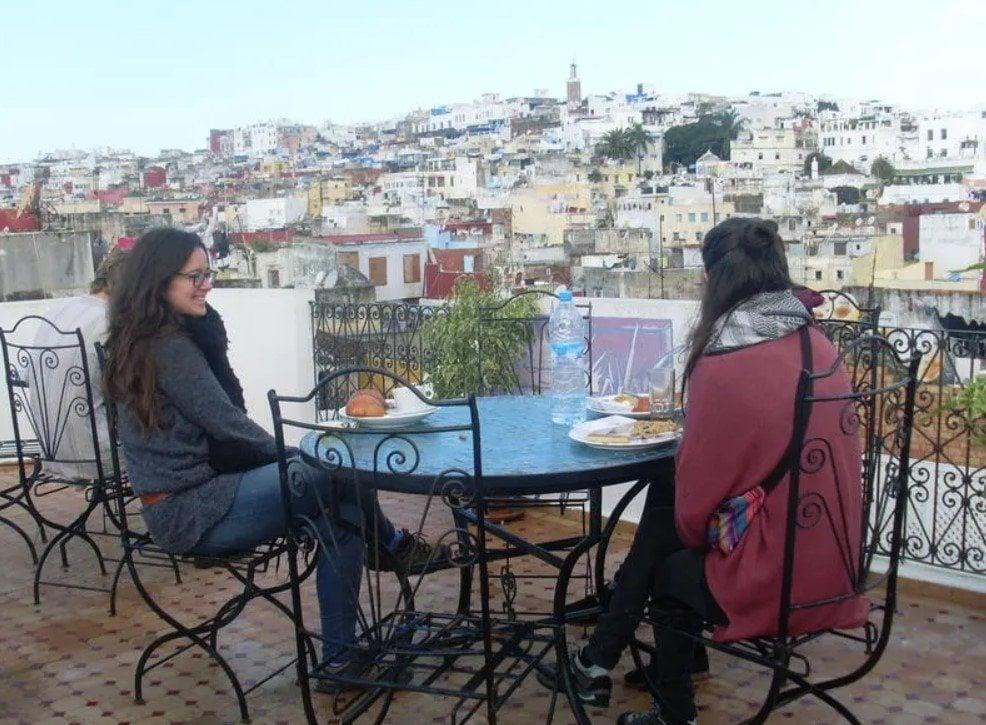 The Medina Hostel Tangier Best Hostel in Tangier