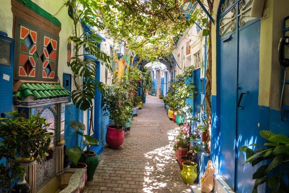 The Old Medina Tangier