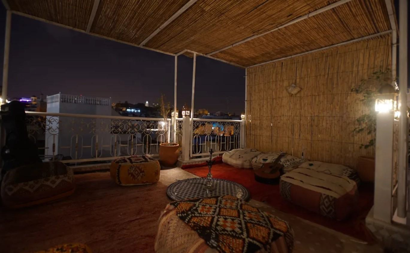 The Riad Hostel Tangier Best Hostel in Tangier