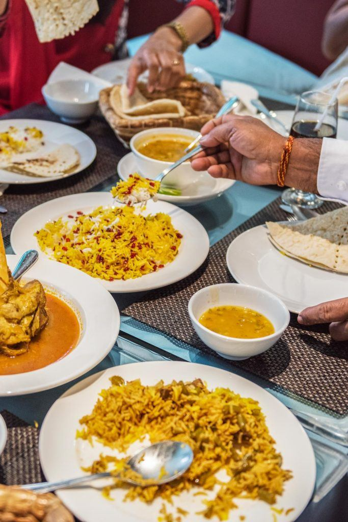 The Ultimate Indian Food Tour