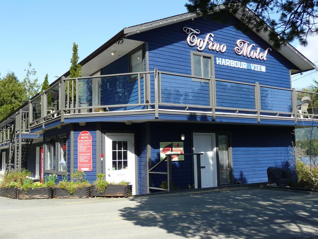 Tofino Motel Harborview best hostels in Tofino