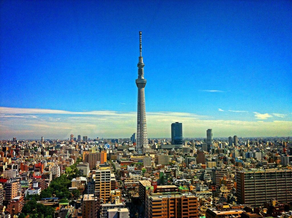Tokyo – Coolest Place to Stay in Japan
