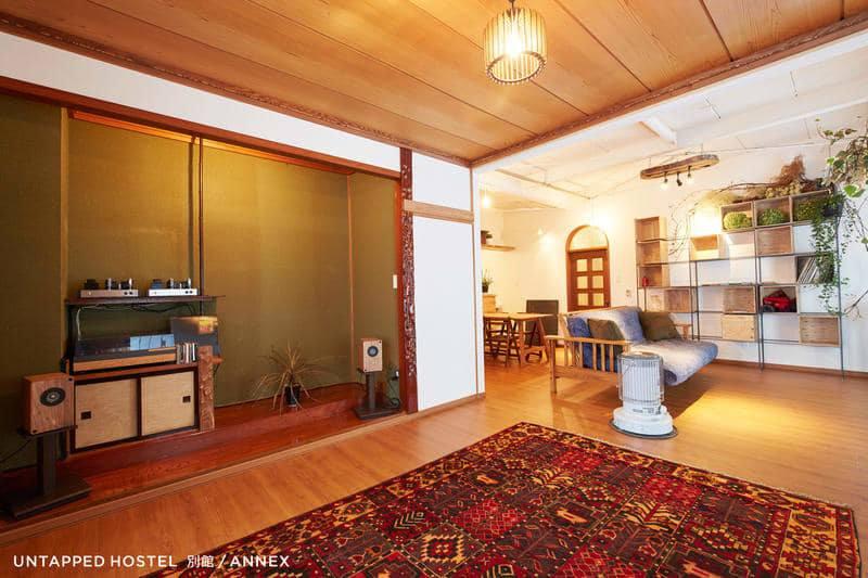 Untapped Hostel in Sapporo