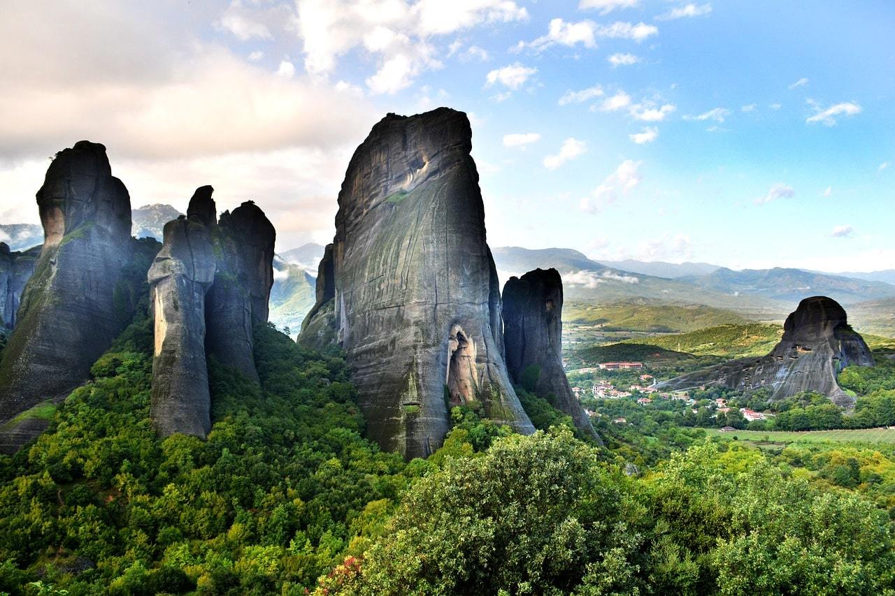 Where to Stay in Meteora