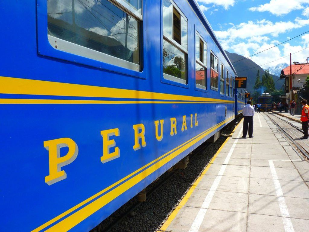 arequipa - PeruRail Station