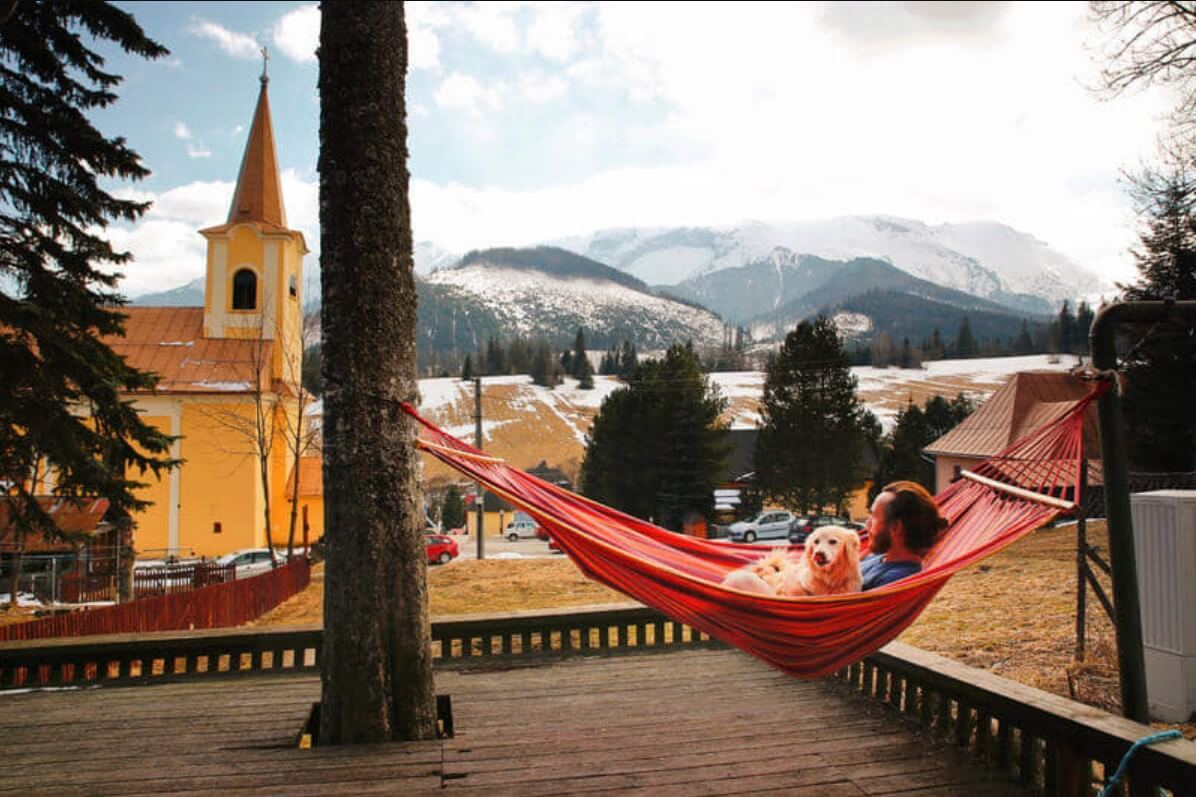 A beautiful hostel in Europe - The Ginger Monkey