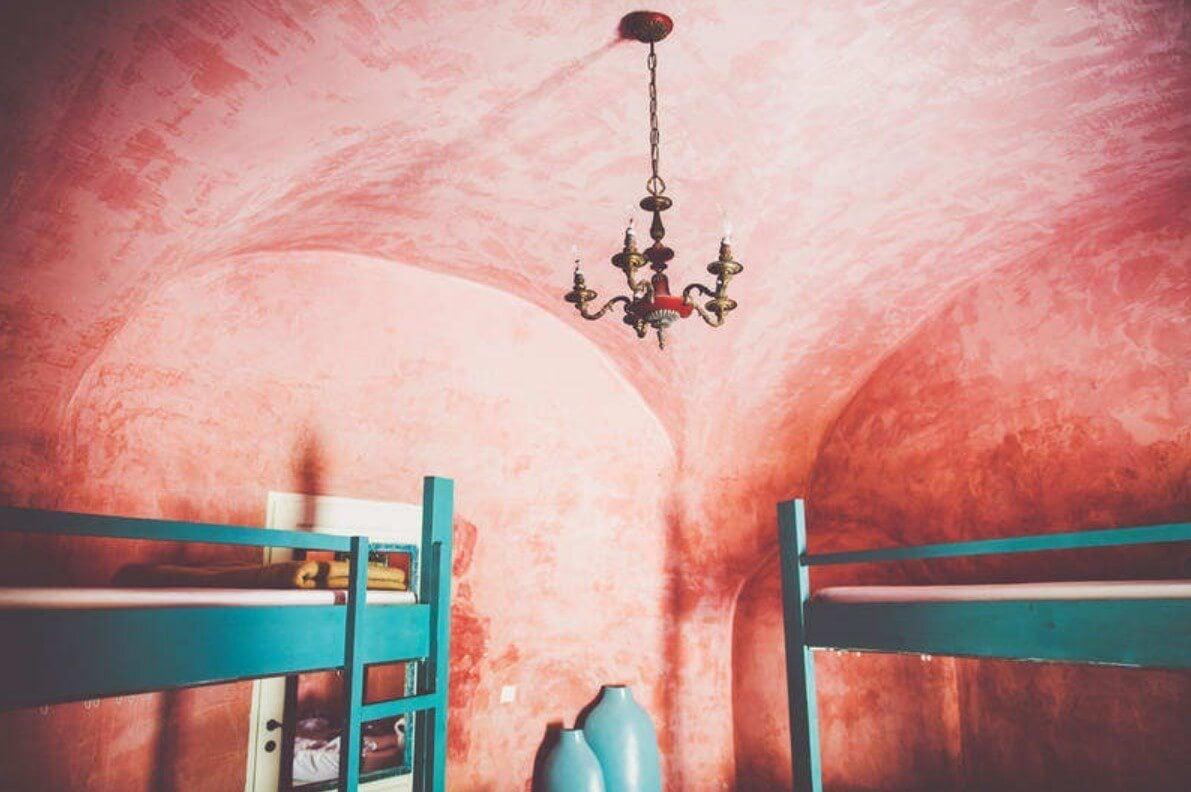 A unique hostel in Europe - Caveland