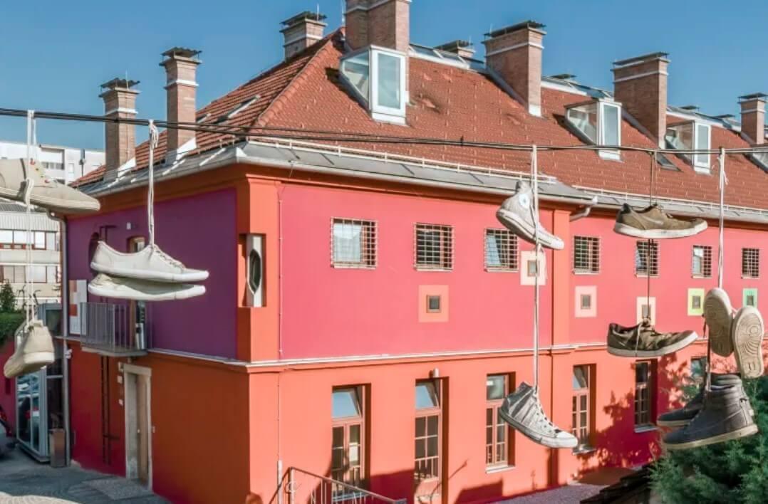 A unique famous European hostel - Hostel Celica