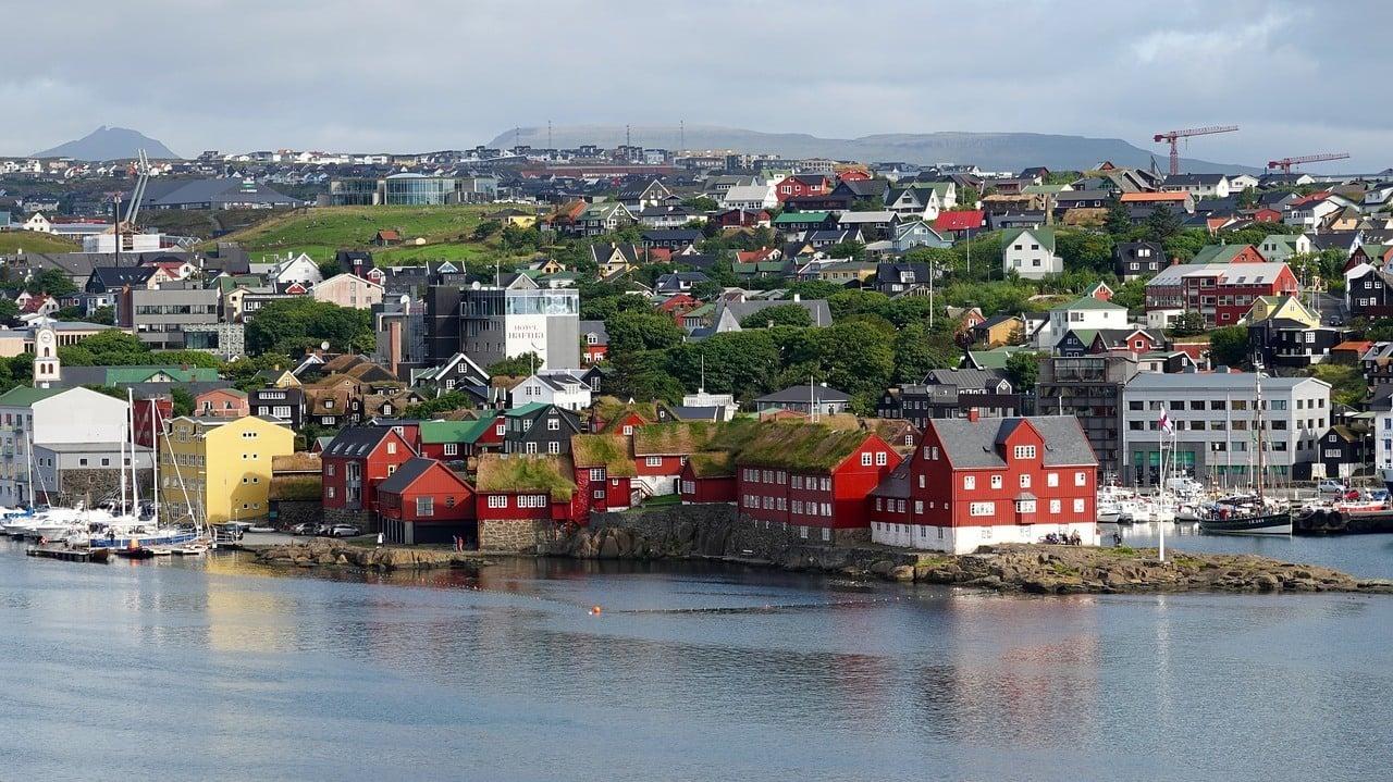 faroe islands - Torshavn
