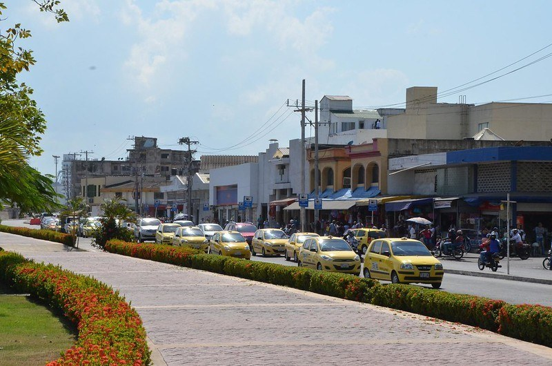 Is it safe to drive in Cartagena