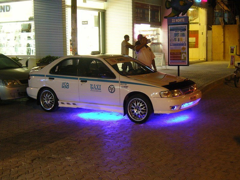 Are taxis safe in Playa del Carmen