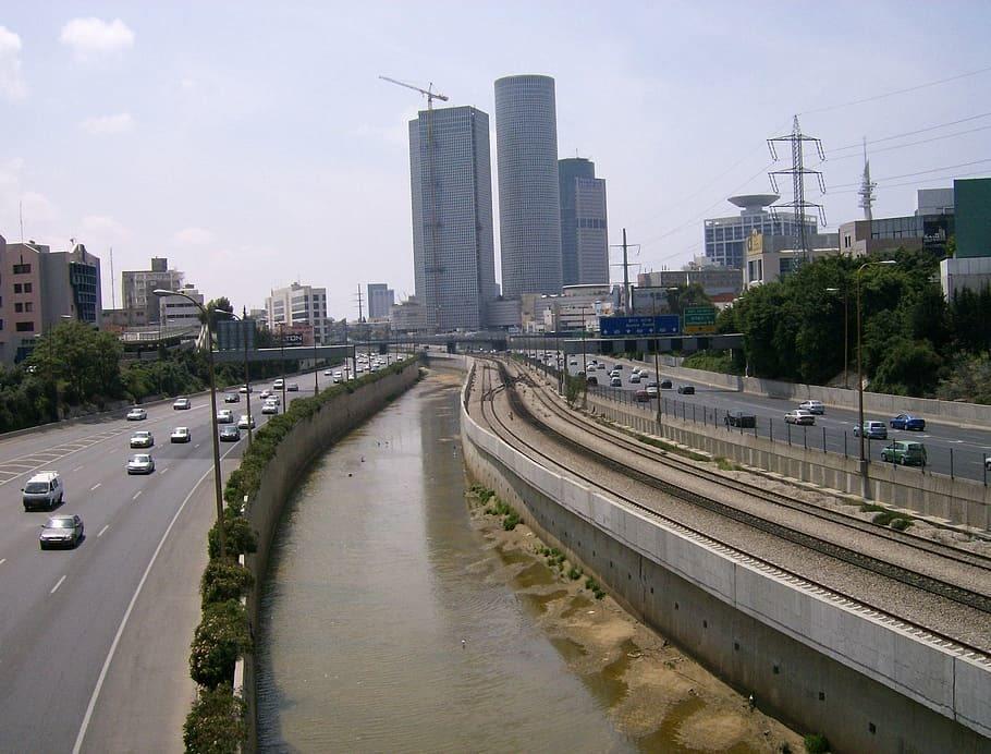 Is it safe to drive in Tel Aviv