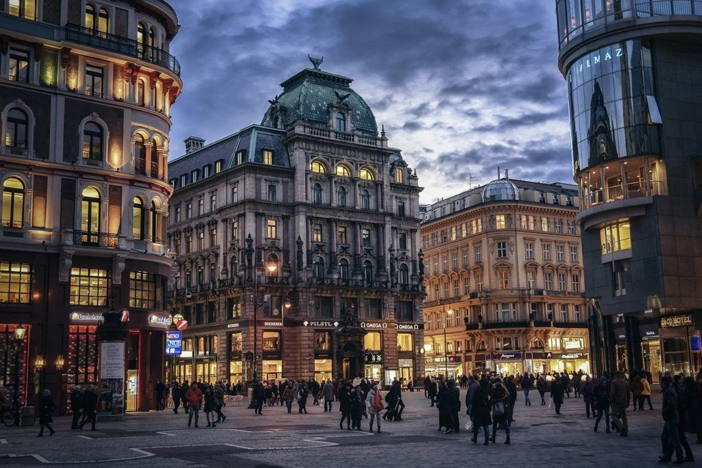 how much does a trip to Vienna cost