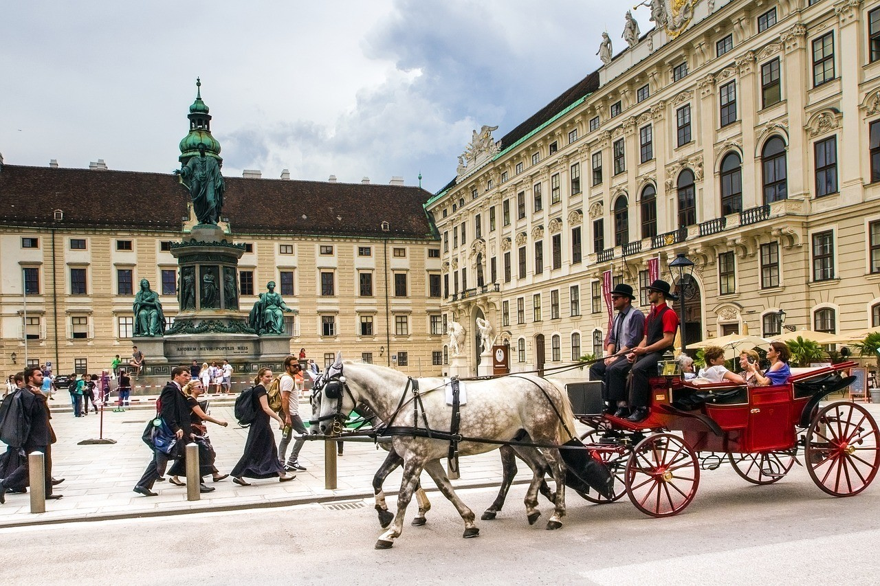 cost of travel to vienna