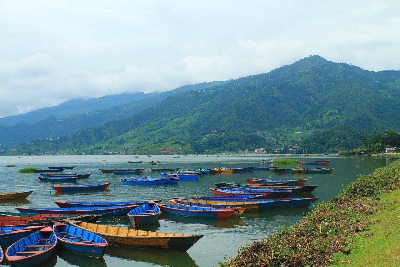 pokhara - lakeside