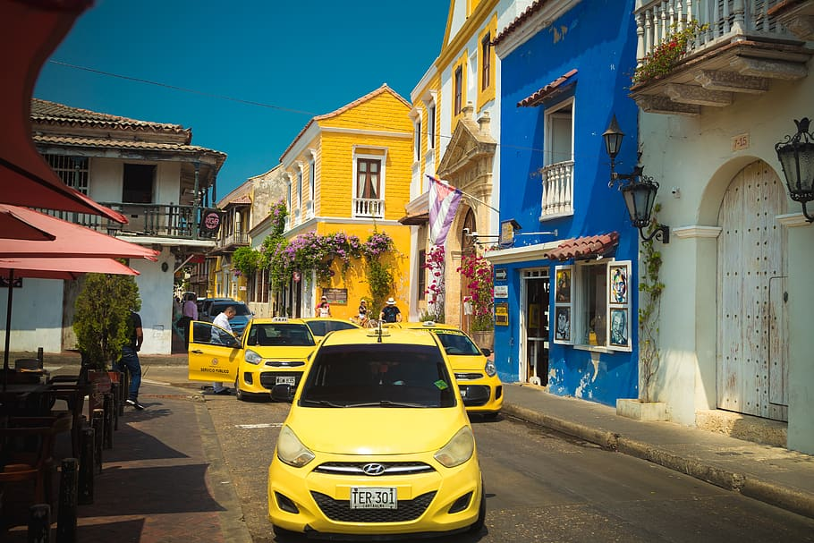 Are taxis safe in Cartagena