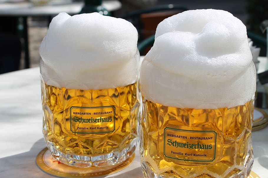 how much does alcohol cost in Vienna