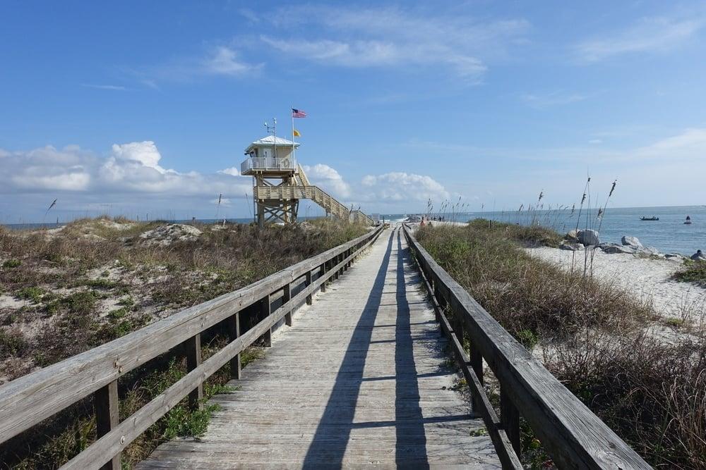 daytona beach - New Smyrna Beach