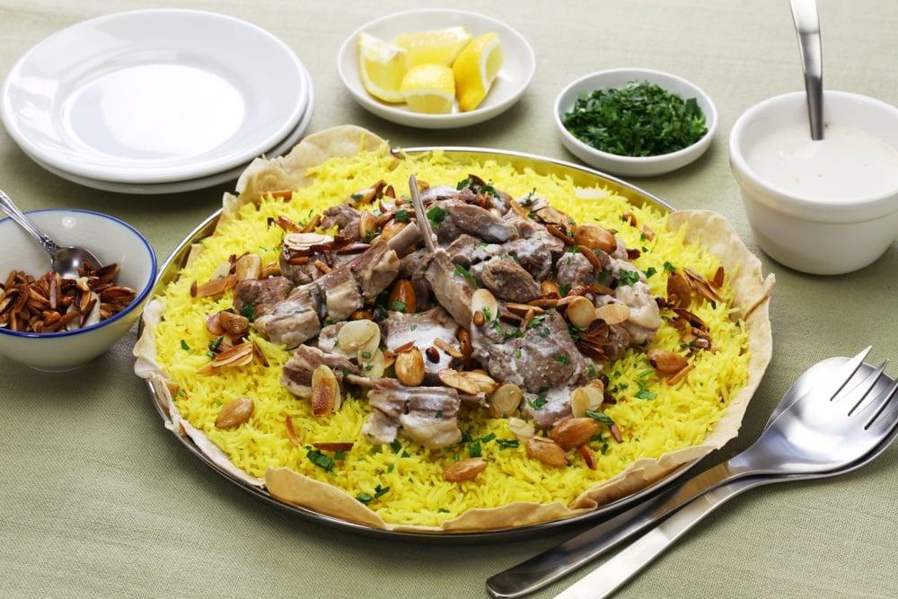 Is the food in Jordan safe