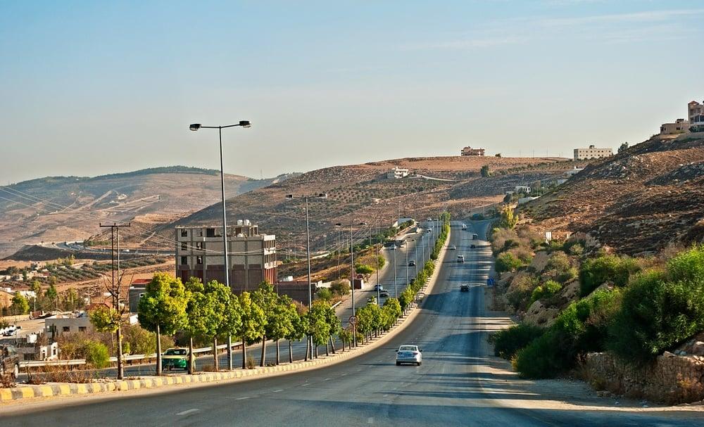 Is it safe to drive in Jordan