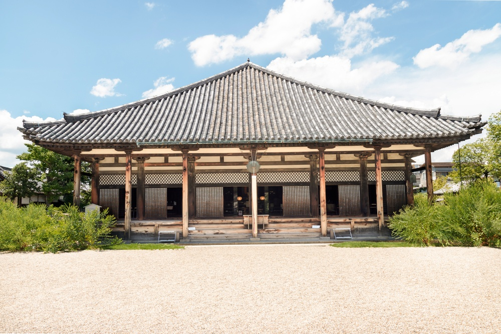 shutterstock - nara - Naramachi