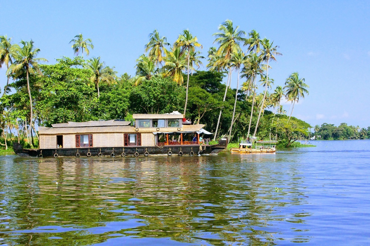 Allepey - Punnamada Backwaters