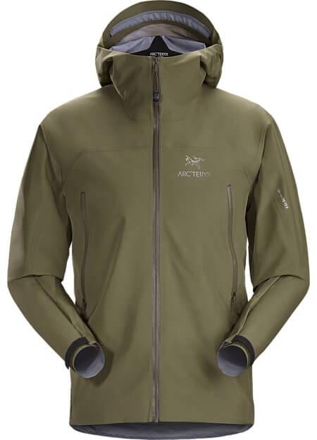 Arcteryx Mens Zeta LT Jacket