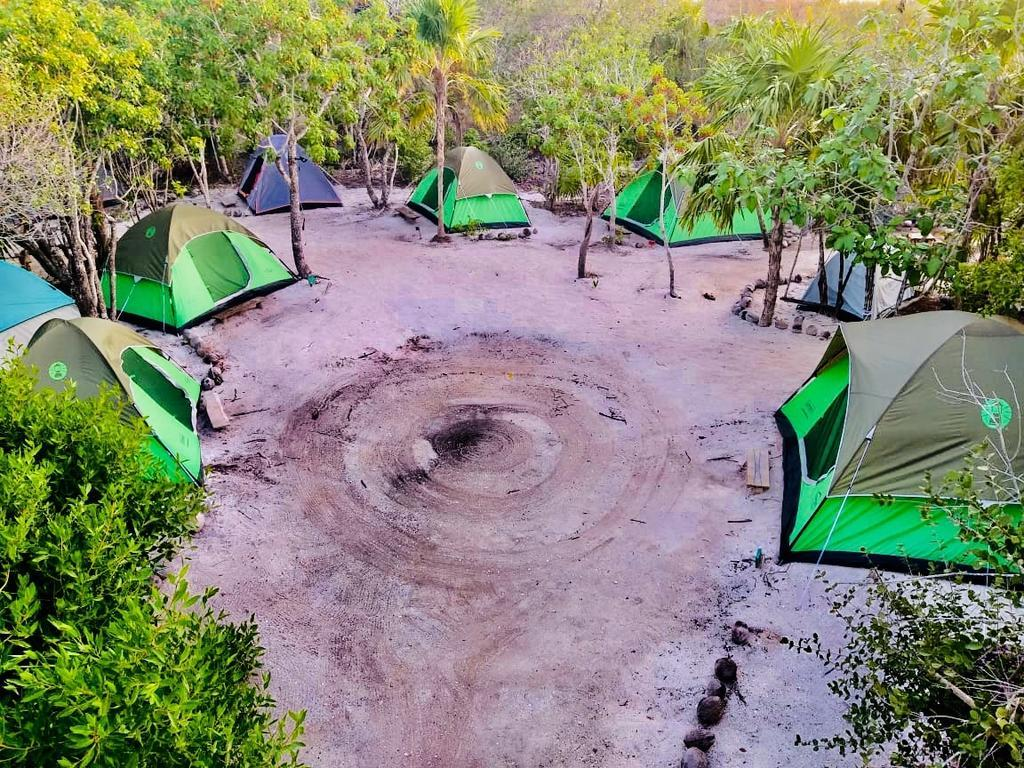 Balam Eco Camping Best Hostel in Holbox