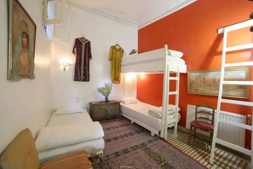 the best hostels in Tangier