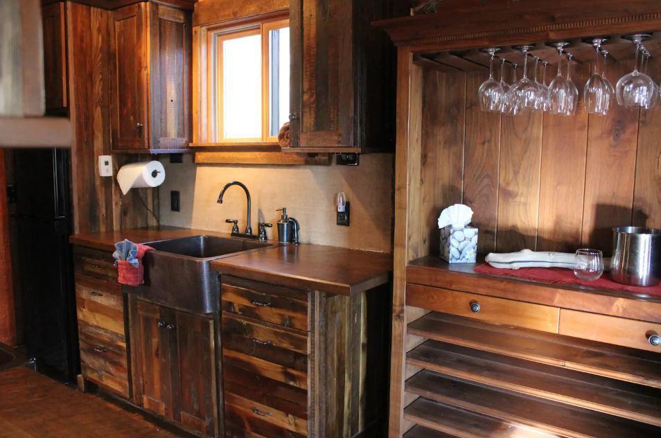 Beaver Lakes Rental Cabin Colorado