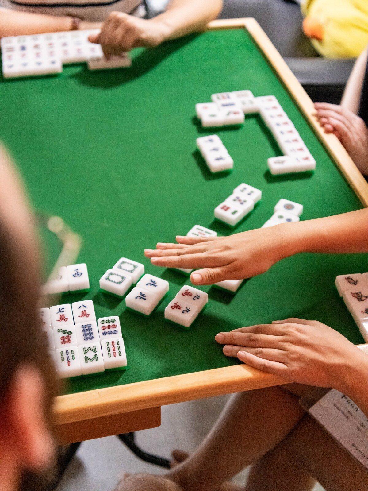 Become a Master at Mahjong