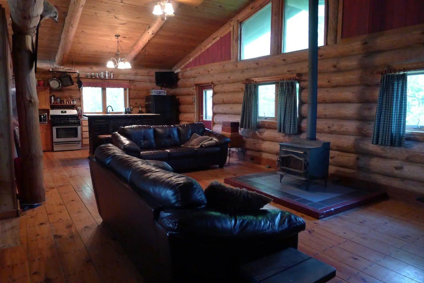 Cape Giradeau Log Home