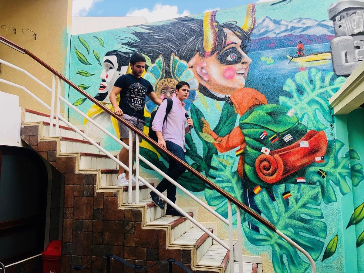 Casa Cruz Hostel best hostels in Santa Cruz Bolivia
