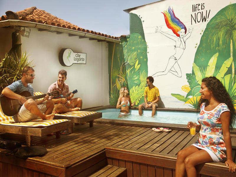Che Lagarto Hostel best hostels in Buzios