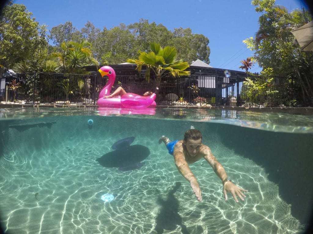 Coral Beach Lodge best hostels in Port Douglas