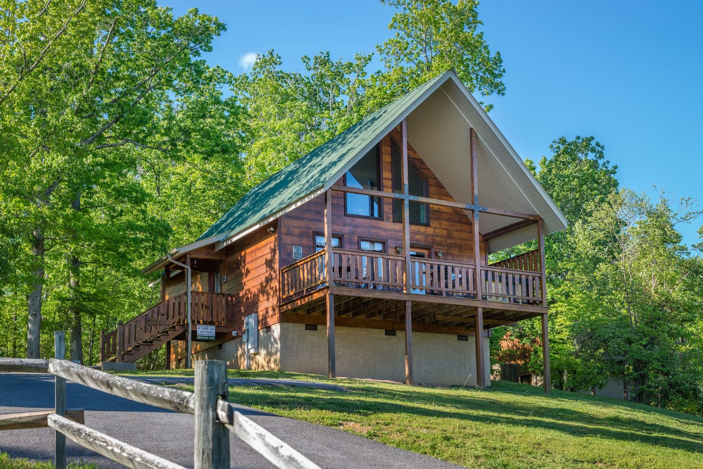 Cosy Dog Friendly Cabin, Tennessee
