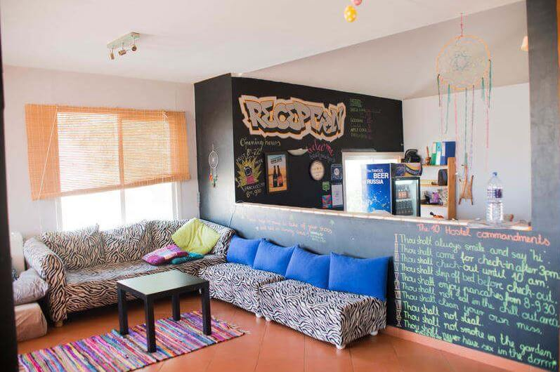 the best hostels in The Dead Sea