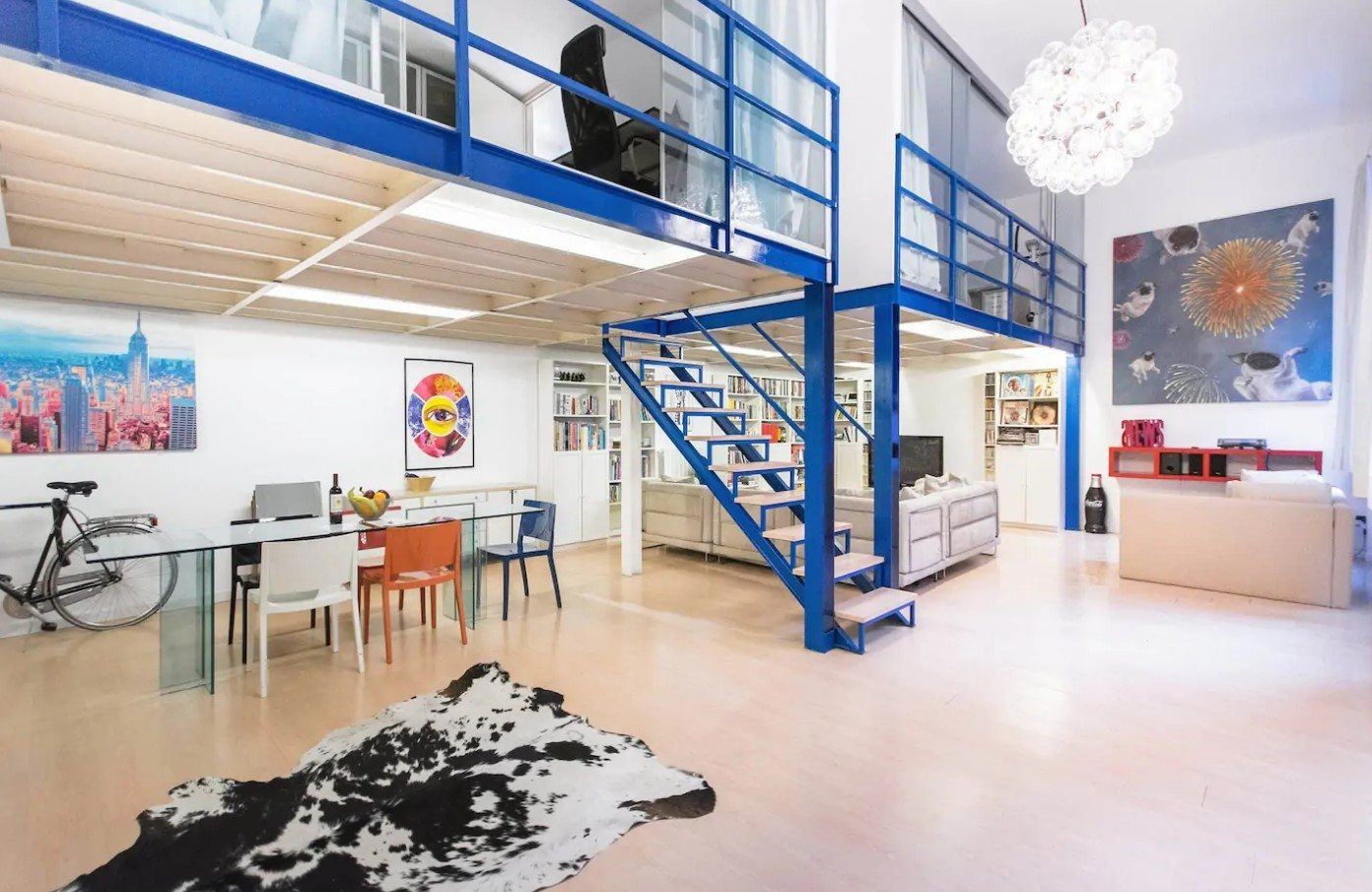 Design Loft in the Heart of Milan