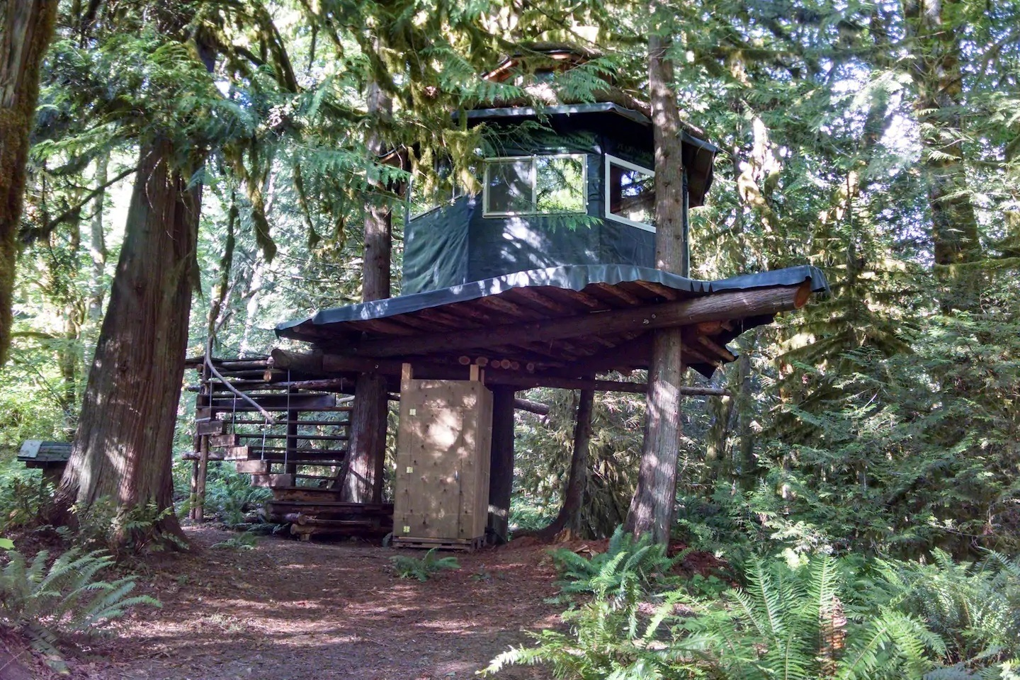 Eagles Perch Treehouse Experience