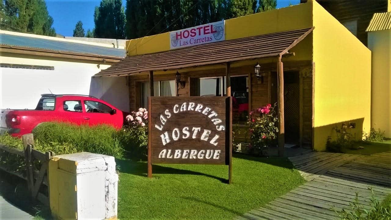 El Carretas best hostels in El Calafate