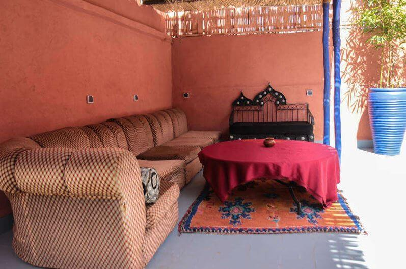 the best hostels in Marrakech