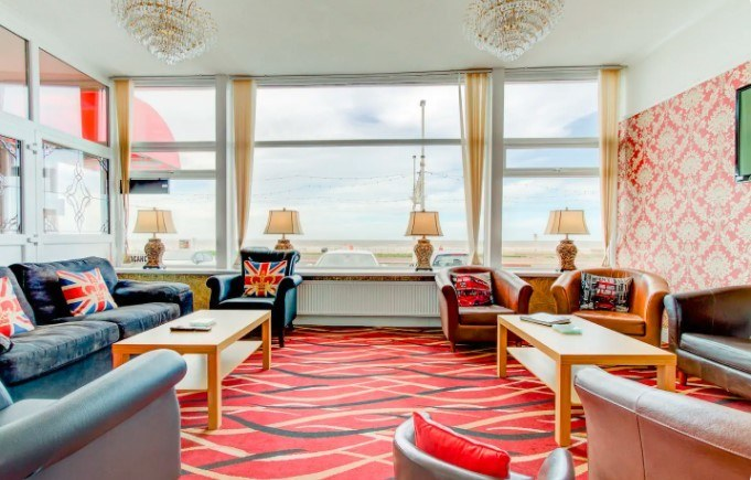 Four Star gem on the Promenade, Blackpool