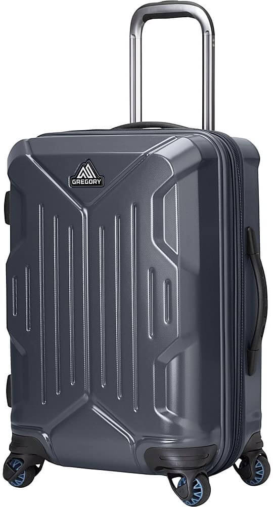 Gregory Quadro Hardcase Roller Luggage