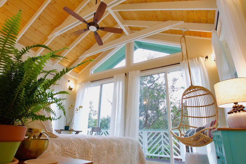 Hawaiian Rainforest Treehouse Hawaii
