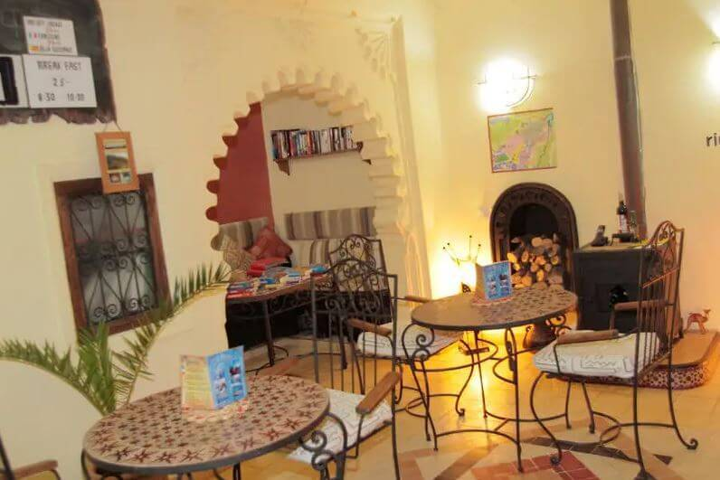 the best hostels in Chefchaouen