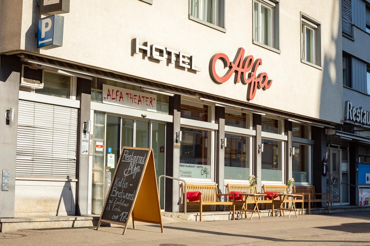 Hotel Alfa best hostels in Basel