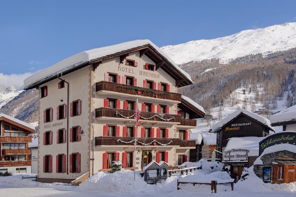 Hotel Bahnhof best hostels in zermatt