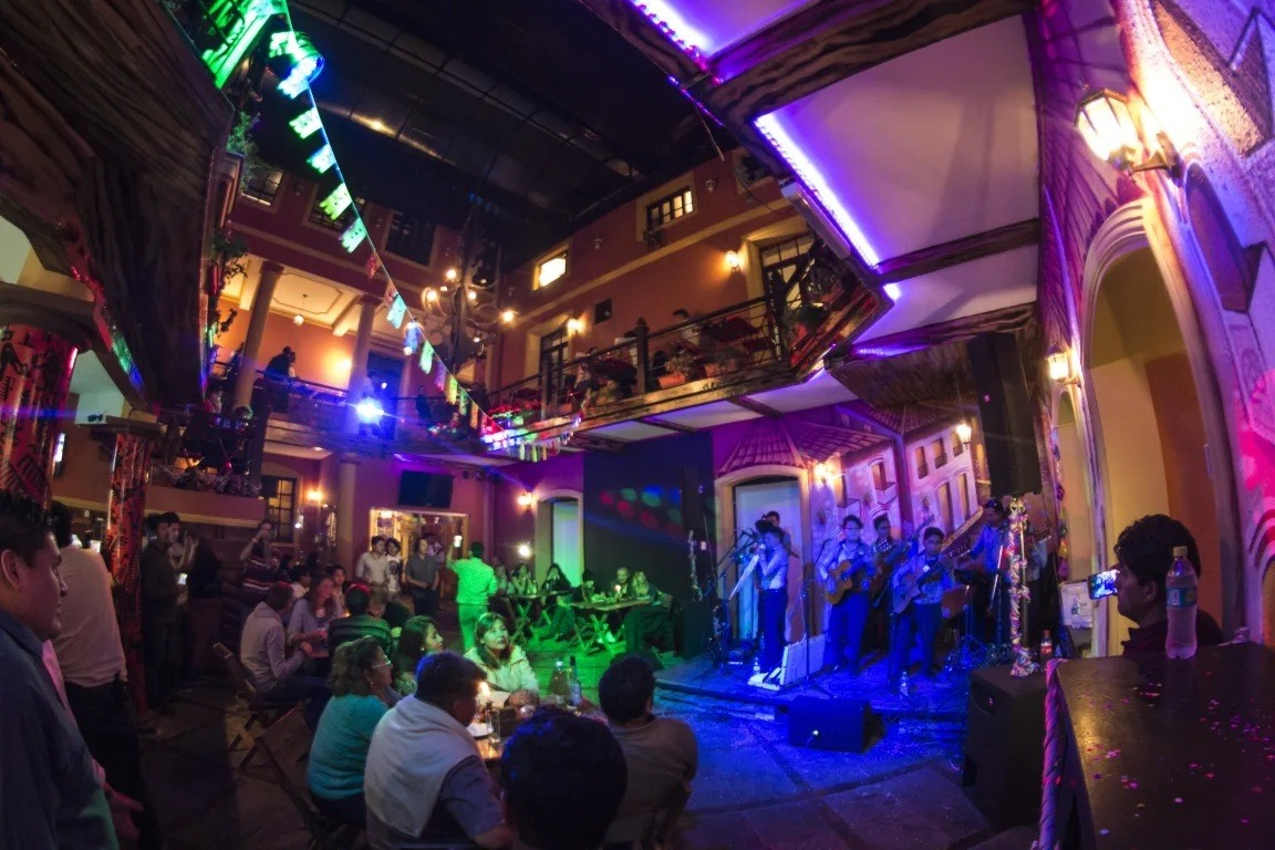 Imaynalla Hostel Restro and Bar best hostels in Sucre