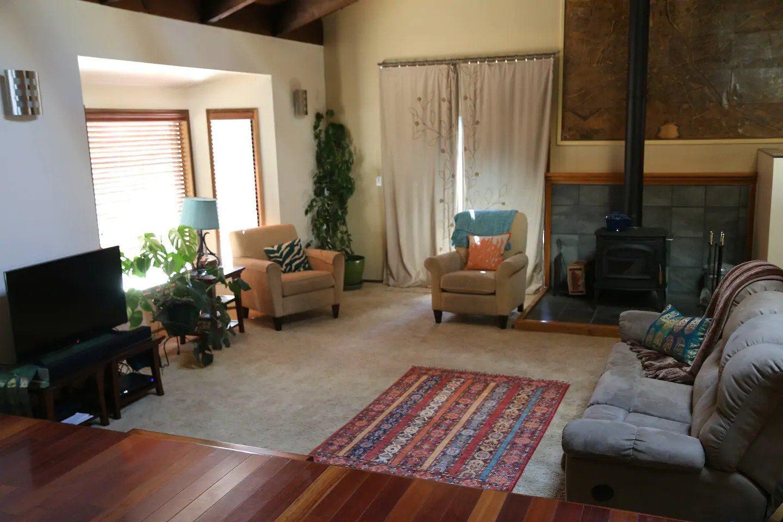 Judy and Brians BnB best hostels in santa cruz california