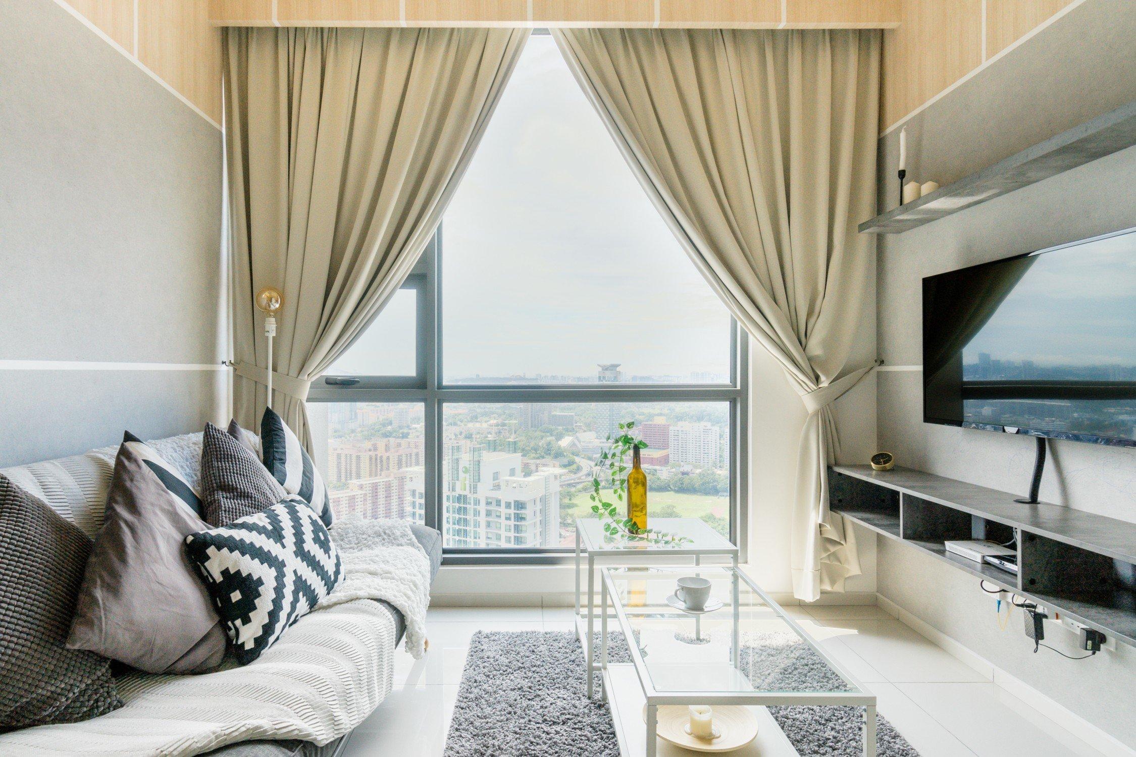 High Floor Modern Apartment